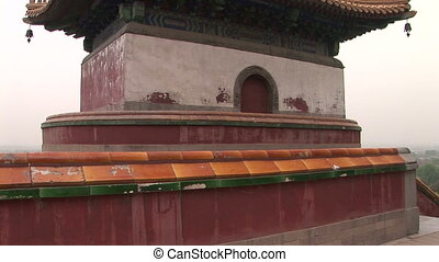 Temple of Sea of Wisdom, Summer Palace, Beijing, China, zoom...
