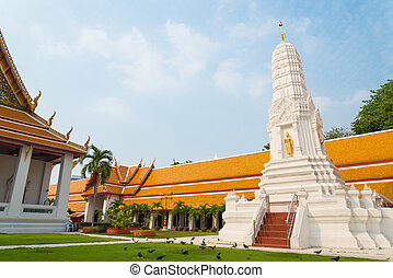 Temple of thai