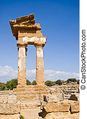 Temple of the Dioscuri, Agrigento