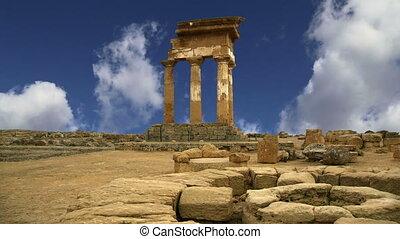 Temple of the Dioscuri, Sicily