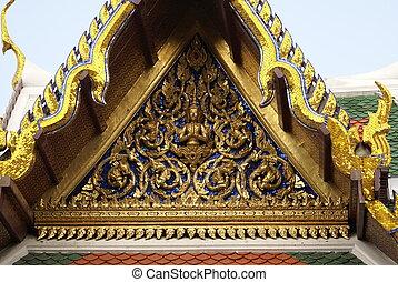 Temple of the Emerald Buddha, Asia