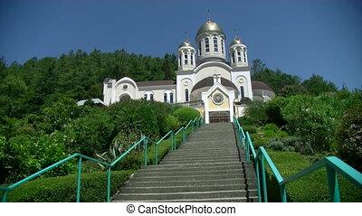 temple on Mount