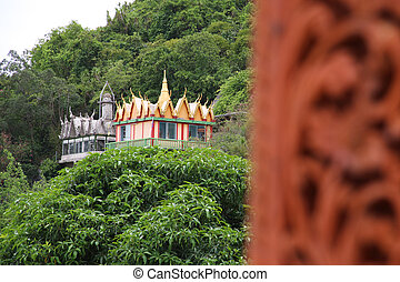 temple on the mountain so far