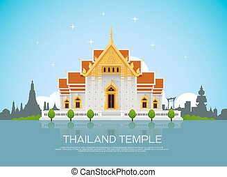 temple thailand thailand landmark and background ,bangkok, ...