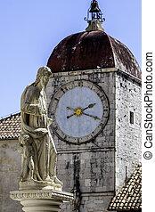 Trogir city, Croatia