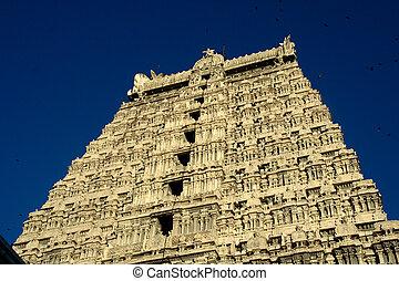 Temple Tower, Tiruvannamalai