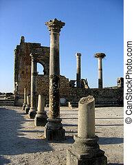 Temple Volubilis