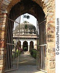 Temples in Lodi garden
