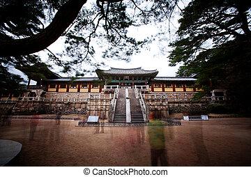 Temples in South Korea, Bulguksa, Gyeongju