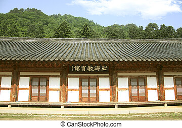 Temples in South Korea