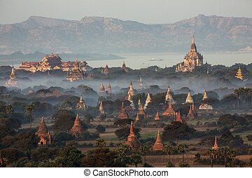 Temples of Bagan - Myanmar