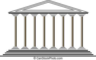 templo, griego