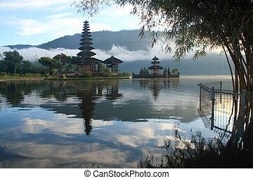 templo hindú, bali