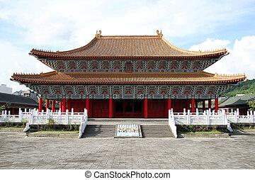 templo, kaohsiung
