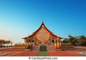 templo, sirindhorn, wararam