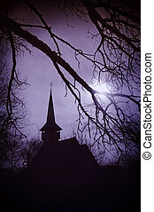 templom, dracula, transylvania