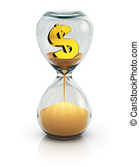 tempo è soldi, concetto