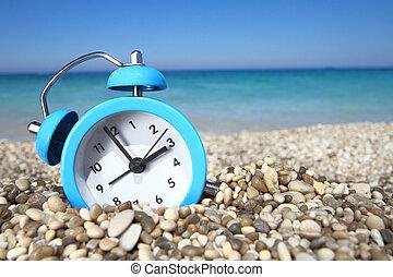 tempo férias