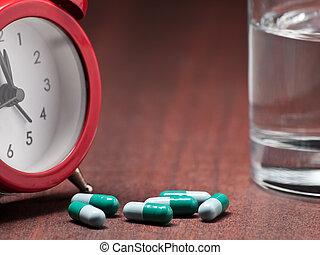 tempo, medicina