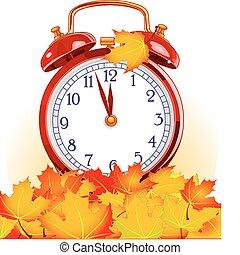 tempo, outono