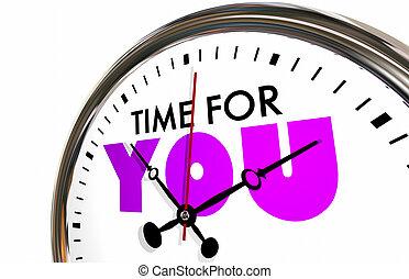 tempo, por si, livre, momentos, mãos pulso disparo, tiquetaque, 3d, ilustração