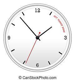 tempo, receber, coisas, feito