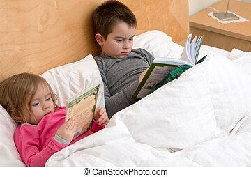 temprano, hábitos, de arranque, ganancia, lectura