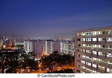 temprano, singapur, alborada, hdb, apartamentos