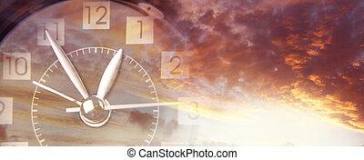 temps passager