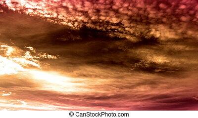 temps, résumé, nuages, défaillance