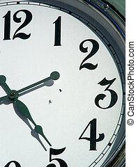 temps vole