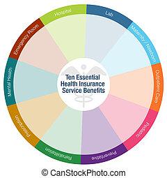Ten Essential Health Insurance Benefits