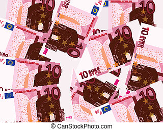ten euro background