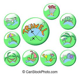 ten-green-travel-icons