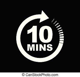 ten minutes icon