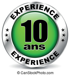 ten years experience