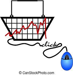 tendências, shopping, internet
