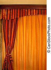 tenda, verticale