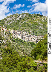 Tende in Provance, Southern France