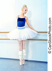 tender ballerina
