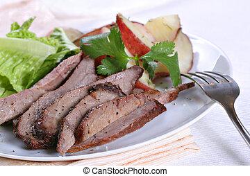 tender beef sirloin