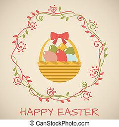 Tenderness Easter card.