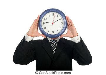 tenencia, reloj
