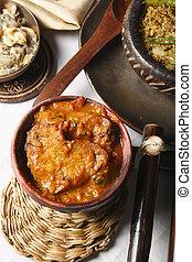 Tenga - A popular dish from Assam. - Tenga, is mashed...