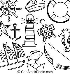 tenger, fogalom, tervezés