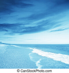 tenger, lesiklik