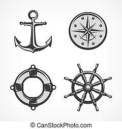 tengeri, jelkép