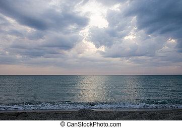 tengerpart, velence, florida