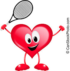 tenis, amor