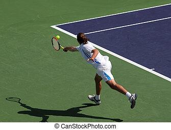 teniszjátékos